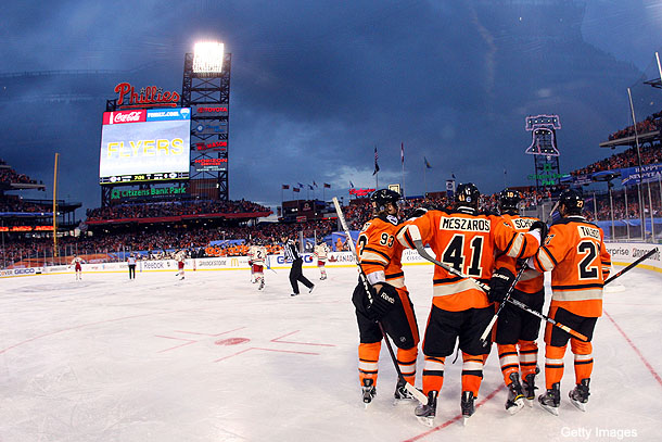 Rangers, Flyers produce lowest overnight Winter Classic ratings