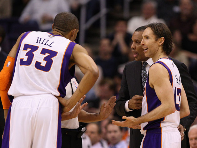 The Phoenix Suns refuse to dismantle their team because of … we can't tell