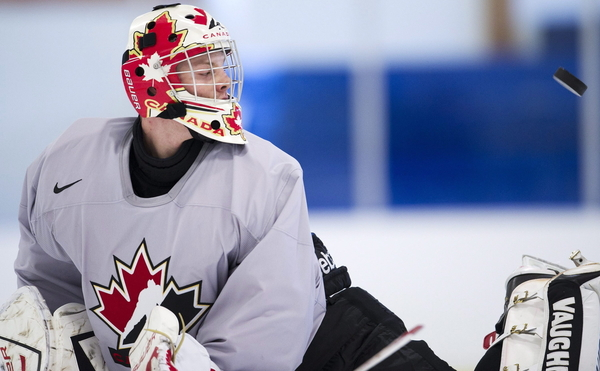 WJC: The Flaw In The Case To Stick With Visentin In Net For Canada