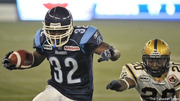 Why doesn't Andre Durie get any respect?