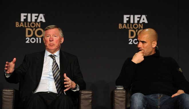Nominees For The Fifa World Coach Of The Year For Men's Football, Sir Alex Ferguson, Manager Of Manchester United