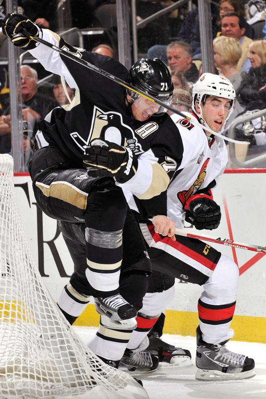 Post game quotes and notes as the Pens fall to the Sens 5-1