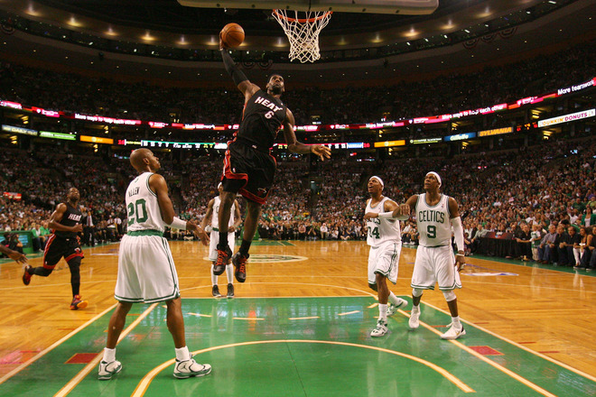 Bballvideos 2012 Playoffs Ecf Heat Vs Celtics Game 4