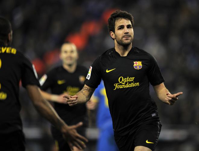 Espanyol 1 - 1 Barcelona (Goals)