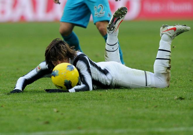 Juventus Pirlo Siena