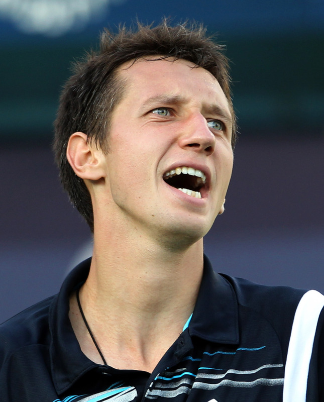 Sergiy Stakhovsky Of Ukraine Reacts