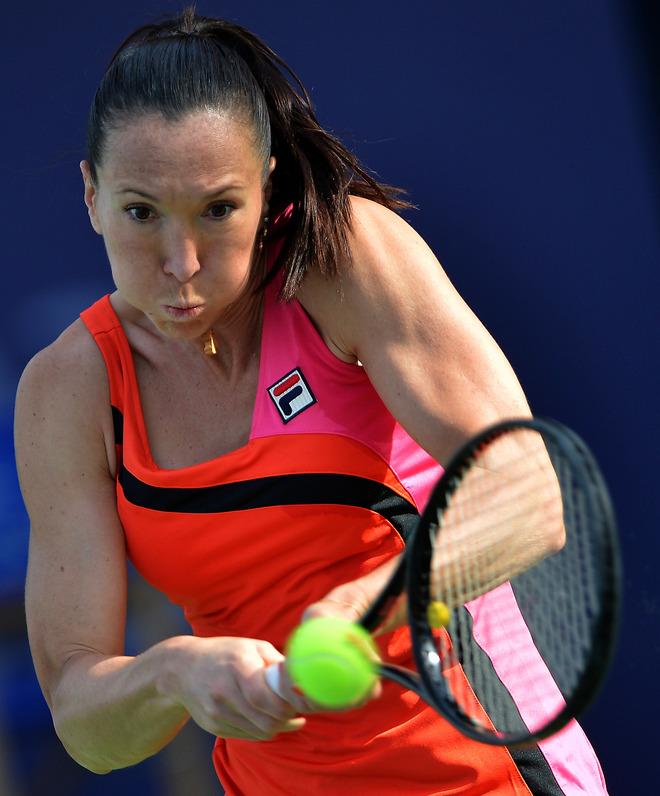 Jelena Jankovic Of Serbia Returns