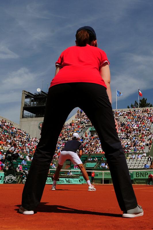 Novak Djokovic Of Serbia Is
