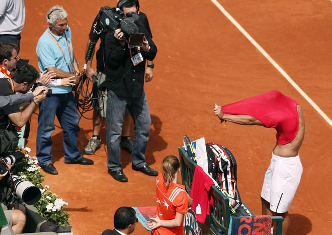 Spain's Rafael Nadal Changes