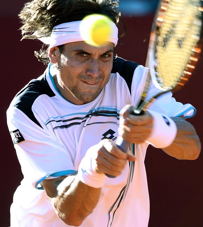 Spain's David Ferrer Returns