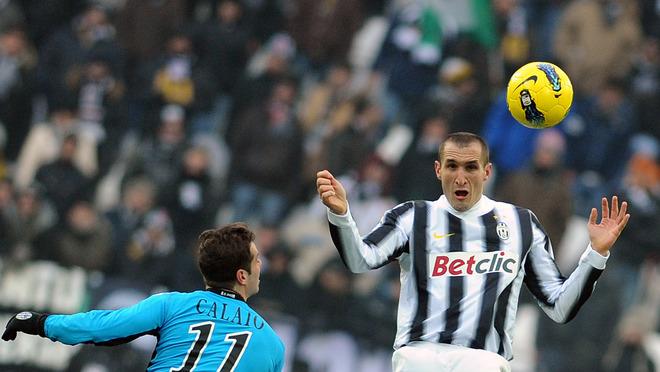 Juventus Chiellini Siena