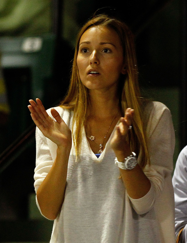Jelena Ristic, Girlfriend Of Novak Djokovic Of Serbia Watches