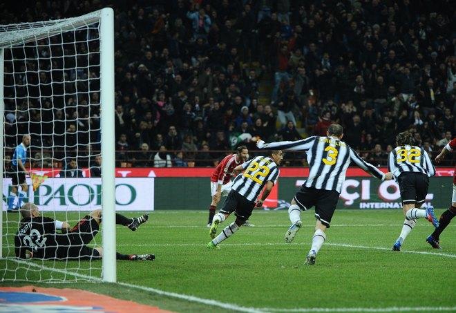 Juventus Matri Milan
