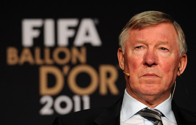 Nominee For The Fifa World Coach Of The Year For Men's Football, Sir Alex Fergusson, Manager Of Manchester United