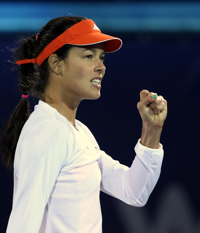 Serbian Tennis