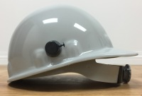 HARD HAT GREY