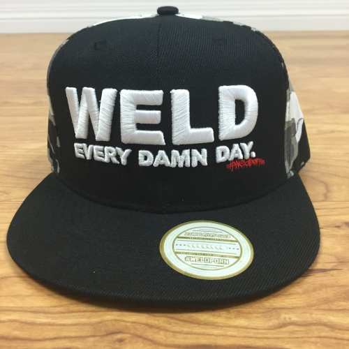 Weld Every Damn Day Weldporn Hat