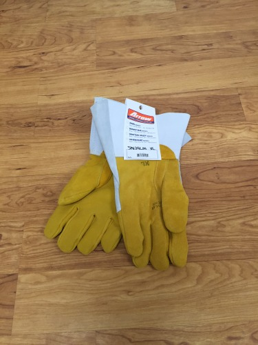 Glove A104 Lined-XL