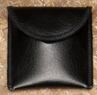 Hearing Aid Pouch - Black