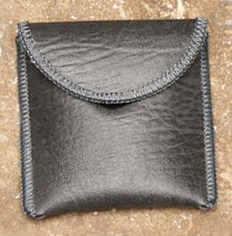 Hearing Aid Pouch - Gray