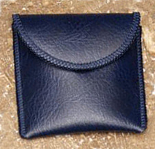 Hearing Aid Pouch - Navy