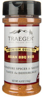 Traeger Asian BBQ Rub 4.8 oz.