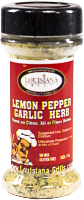 Louisiana Lemon Pepper Garlic Herb 5.7 oz.