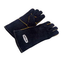 """14"""" Suede Grill Gloves"""