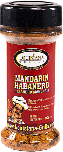 Louisiana Mandarin Habanero 6.2 oz.