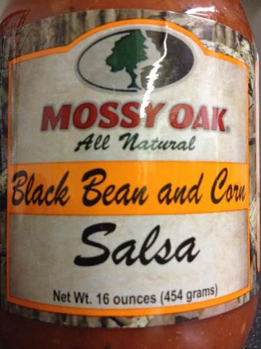 Mossy Oak Salsa - Black Bean & Corn