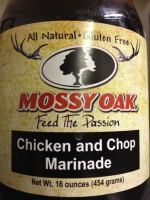 Mossy Oak Chicken & Chop Marinade