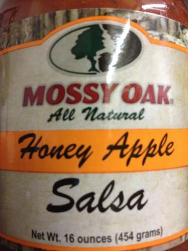 Mossy Oak Salsa - Honey Apple