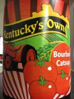 Kentucky's Own Bourbon Catsup