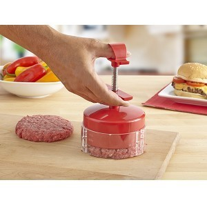 Adjustable Burger Press