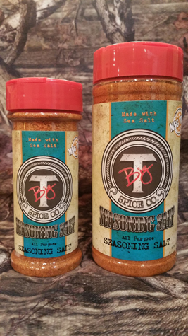 7 oz. Big T Spice Co. Seasoning Salt