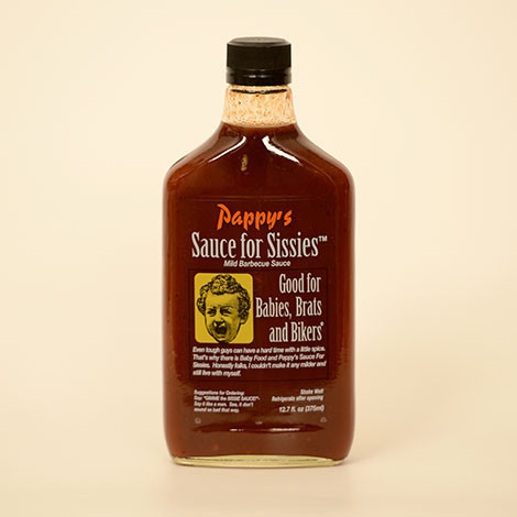 Pappy's Sauce For Sissies