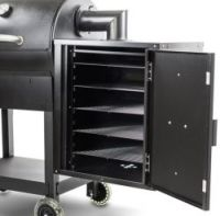 Louisiana Cold Smoking Cabinet
