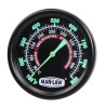 Grill/Smoker Gauge With Glow In The Dark Dial