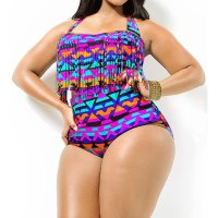 Alluring Halter Plus Size Fringe Design Printed High-Waisted Women's Bikini Set  Dispatch: Ships within 3 business days. SKU: 130425404 Weight: 0.267 kg Available Stock: 63 4.8 (11)  $9.76  $21.47 VIP Price: $8.64      Color:     Size:         L         XL         2XL         3XL  Qty:  Total: $9.76 Bulk Order Discount: Quantity Range 	2 + units 	10 + units 	50 + units 	VIP Price/Dropship Price ? Price 	$9.56 	$8.97 	$8.64 	$8.64  save $1.12 Add to Favorites SHIPPING COST PRICE MATCH  Customer photos (1) Alluring Halter Plus Size Fringe Design Printed High-Waisted Women's Bikini Set