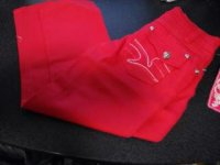 Colored Pants for Lil Girls by Baby Phat