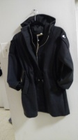 Ladies wool blend coat