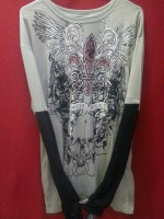 men's Urban Trendy Novelty Top