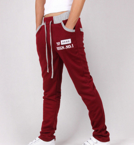 New fashion jogger pants for mens