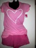 Pink Tee by Designer Label Splendid ,