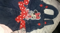 One peice lil girls character Jumper