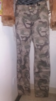 Ladies camouflague pants