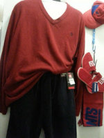 Red Sweater - POLO