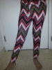 Trendy striped Leggings