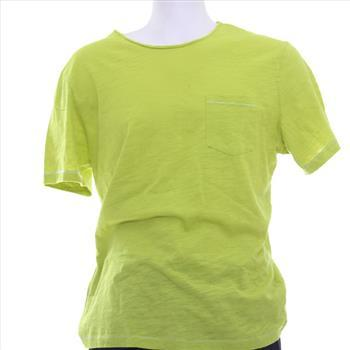 Lime Green Mens Tee by INC.