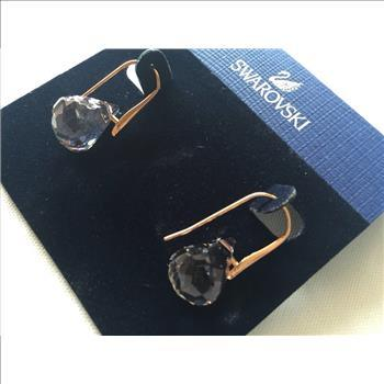 Swarovski Crystal Earrings,